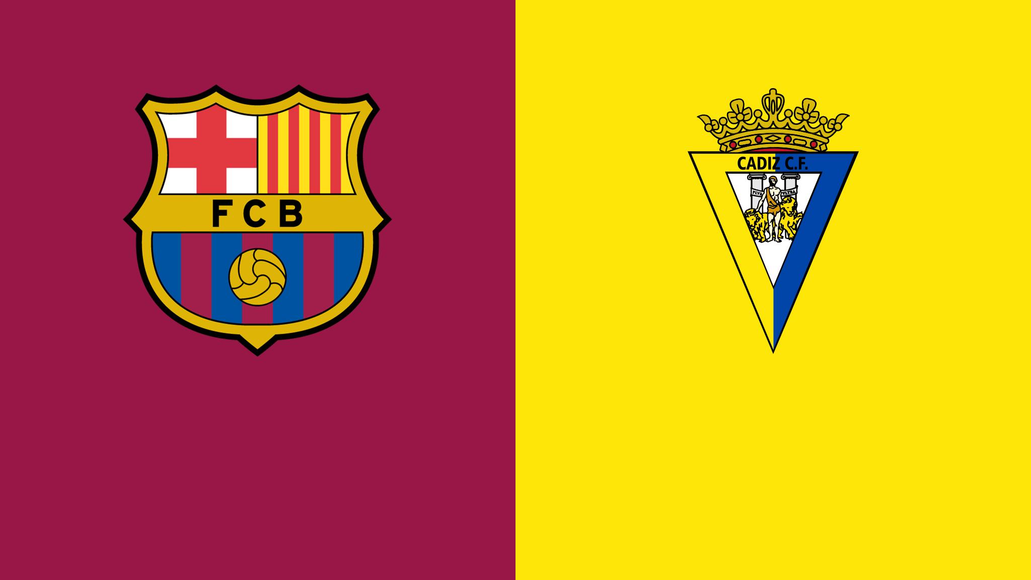 cadiz vs barcelona live in la liga live